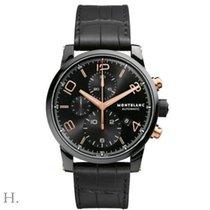 Montblanc TimeWalker Dual Carbon Chronograph Automatic