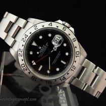 勞力士 (Rolex) 16570 Explorer II Black Dial with bracelet