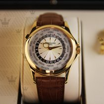 Patek Philippe 5130J-001 Complication Yellow Gold World Time