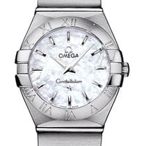 Omega Constellation Brushed 24mm 123.10.24.60.05.001