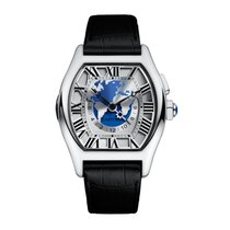 Cartier Tortue Automatic Mens Watch Ref W1580050