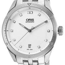 Oris Artix GT Date Automatic Steel Mens Watch 26 Jewels...