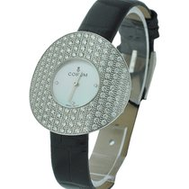Corum 237.101.69/0081PN01 Chinese Hat ladys in White Gold with...