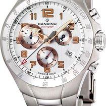 Candino Casual Street Rider C4430/2 Damenchronograph Sehr...
