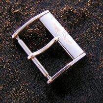 Breitling Stiftschliesse Dornschliesse Stahl 16 Mm Alte Modell...