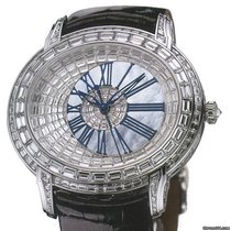 Audemars Piguet Millenary 18K Solid White Gold Diamonds