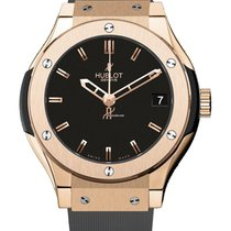 Hublot Classic Fusion 33mm King Gold