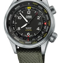 Oris Big Crown ProPilot Altimeter mit Fuss-Skala