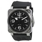 Bell & Ross BR 03 92 Automatic Black Dial Steel Case