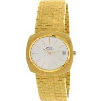 Piaget Men's Vintage Piaget 18K Yellow Gold Watch 13441.A27