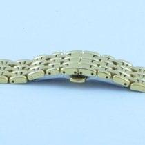 Maurice Lacroix Caree Damen Stahl Armband Vergoldet 15mm Rar 2