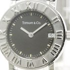 Tiffany Atlas Stainless Steel Quartz Ladies Watch (bf107518)