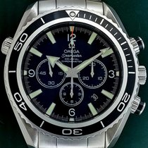Omega Seamaster Planet Ocean 45mm Chronograph Box&Papers