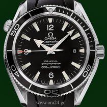 Omega Seamaster Planet Ocean 42mm CoAxial Box&Papers