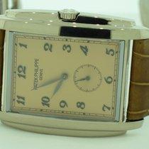 Patek Philippe Gondolo Manual Vintage 18K Solid White Gold