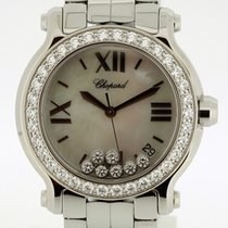 Chopard Happy Diamonds Round MoP 278477-3002 SERVICED by...