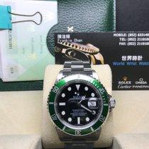 勞力士 (Rolex) Submariner Date Green 16610