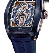 Cvstos Challenge GT Sealiner Men's Watch, Blue Steel with...