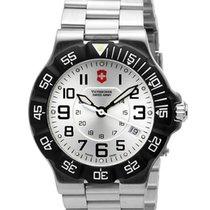 Victorinox Swiss Army Summit XLT Stainless Steel Mens Watch...