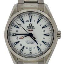 Omega Seamaster GMT Aqua Terra Titanium