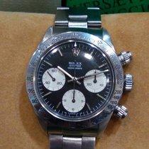 "Rolex Vintage Daytona ""Black Mark 1 Sigma Dial"" Ref: 6265"