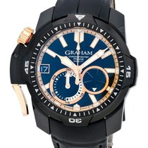Graham Chronofighter ProDive Chronograph Men's Watch – 2CDAZ.B04A