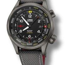 Oris Altimeter Rega Limited Edition Men's Watch 73377054234FS