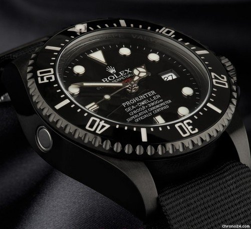 Pro-Hunter Hunter Military Deep Sea SeaDweller