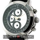 Quinting Mysterious Quinting Chronograph Black Dial Ref.