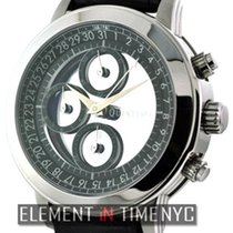 Quinting Mysterious Quinting Chronograph Black Dial