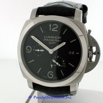Panerai Luminor 3 Day Power Reserve GMT PAM00321