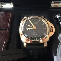 Panerai Luminor GMT 8 Days Rose Pam289