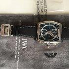 萬國 (IWC) Da Vinci Ceramic Titanium Chronograph
