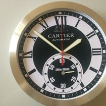 Cartier Händler Wanduhr Limited Edition