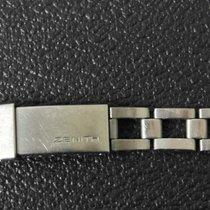 Zenith bracelet gay freres steel inox end links zi mm15