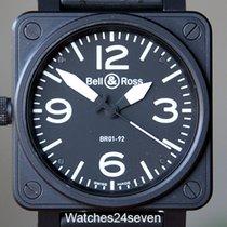Bell & Ross BR01-92 SLUS Gaucher Limited Edition 50 Units...