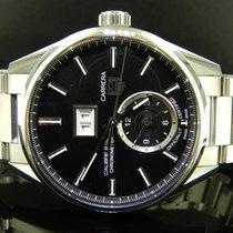 TAG Heuer Carrera Gmt Chronometer Ref. War5010.ba Cosc