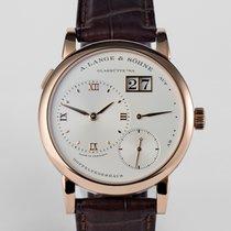 "A. Lange & Söhne 1 "" - 3 Year Warranty"""