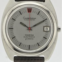 Omega Constellation Electronic f 300Hz Chronometer