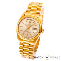 Rolex day date president pink gold