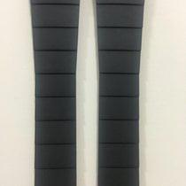 Bell & Ross Black Rubber Strap 23 x 18 mm