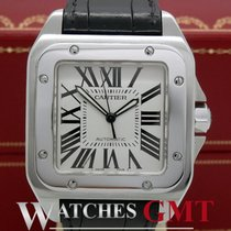 Cartier Santos 100XL Stainless Steel W20073X8