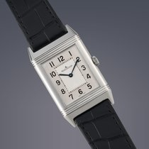 Jaeger-LeCoultre Pre-Owned  Reverso Grande Ultra Thin stainles...