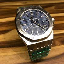 Audemars Piguet Royal Oak 41mm Boutique Exclusive Blue Dial