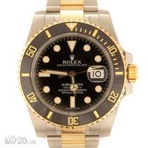 Rolex Submariner Date 116613LN Stahl / Gold ungetragen 07/2016