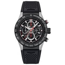 TAG Heuer Carrera  Skeleton Dial Men's WATCH CAR2A1Z.FT6044