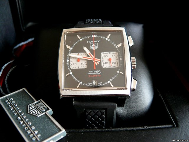 TAG Heuer Monaco Chronograph Racing Caliber12