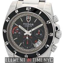Tudor Grantour Chronograph Stainless Steel 41mm Ref. 20350N