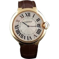 Cartier W6920054 BALLON BLEU DE 46mm PINK GOLD 2017
