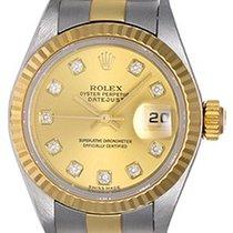 ロレックス (Rolex) Datejust Ladies Steel & Gold Watch 79173